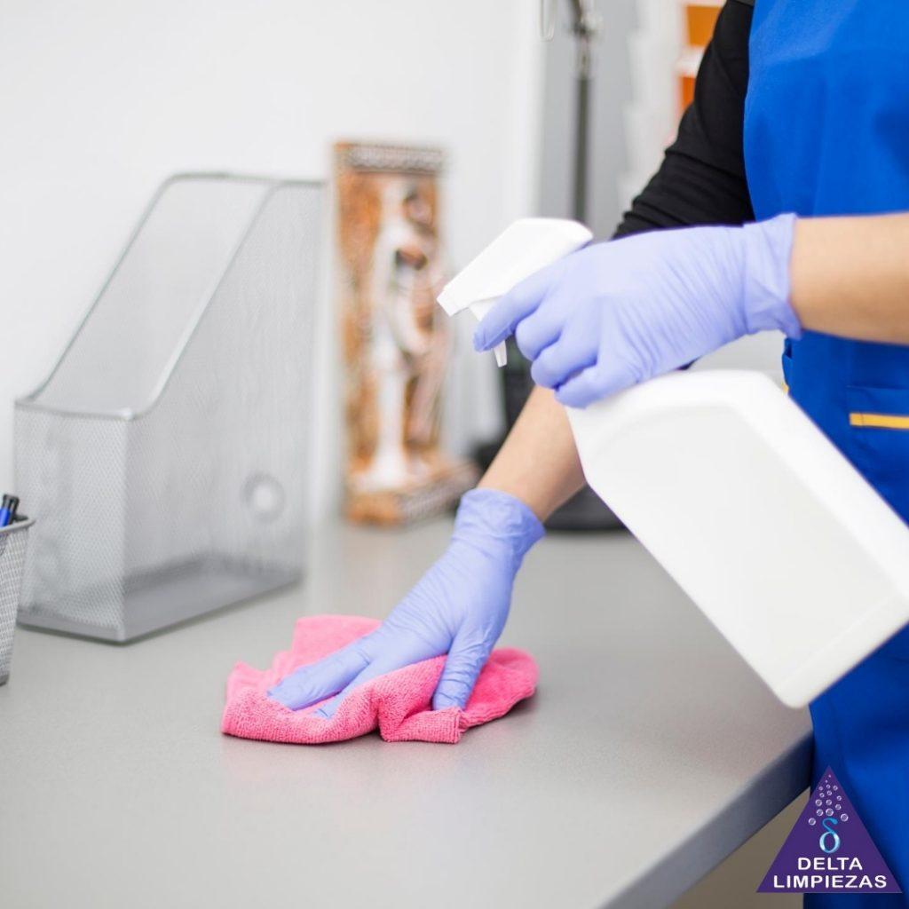 Mantenimiento de limpieza en oficinas comercios y empresas en Alcalá de Henares
