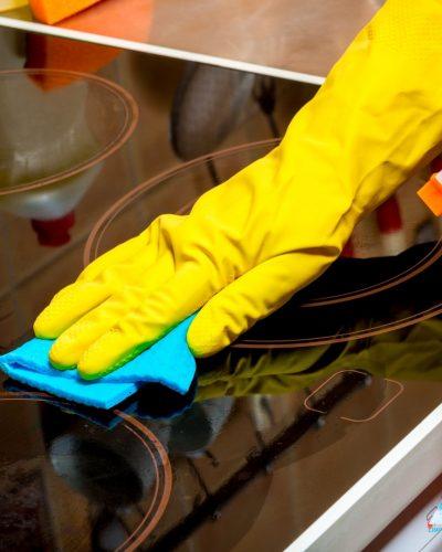 4 Consejos para limpiar la vitrocerámica